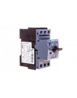 Wyłącznik silnikowy 3P 2, 2kW 4, 5-6, 3A S00 3RV2011-1GA10