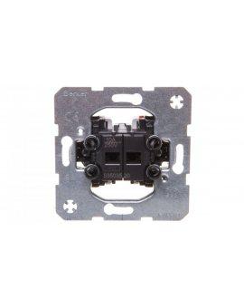 One.Platform Łącznik żaluzjowy przyciskowy dwuklawiszowy 53503520