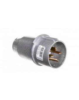Wtyczka metalowa przenośna 32A 500V 4P IP44 3141-326