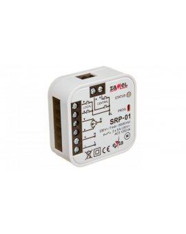 Sterownik rolet dopuszkowy przewodowy 5A AC-3 230V 0-2min SRP-01 EXT10000126