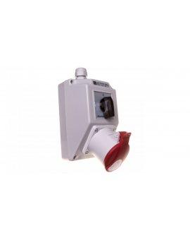 Zestaw instalacyjny z gniazdem 32A 5P (0-1) ZI02\R441