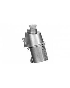 Gniazdo metalowe stałe 32A 500V 4P IP44 2141-120