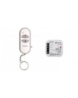 Zestaw sterowania bezprzewodowego uniwersalny (ROP01+P257/2) RZB-05 EXF10000077