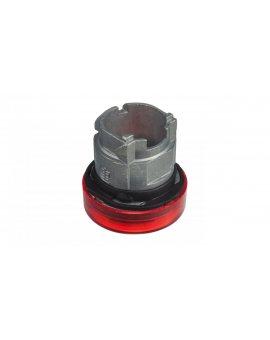 Główka lampki sygnalizacyjnej 22mm czerwona ZB4BV043