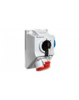 Zestaw instalacyjny z rozłącznikiem L-O-P 1x32A 5P 400V, 1x16A 2P+Z C32-48.1N IP54 974014