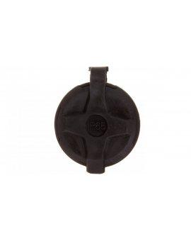 Gniazdo gumowe przenośne z/u 10/16A 250V 2P+Z IP65 P0044