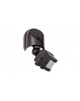 Czujnik ruchu 1200W 180st. czarny 230V AC DR-05B