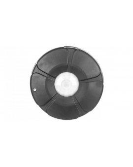 Czujnik ruchu 1000W 360 stopni 230V AC podczerwień czarny DR-06B