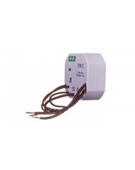 Sterownik rolet jednoprzyciskowy 1, 5A AC-3 230V 0-10min (kapsułka fi55mm) STR-2