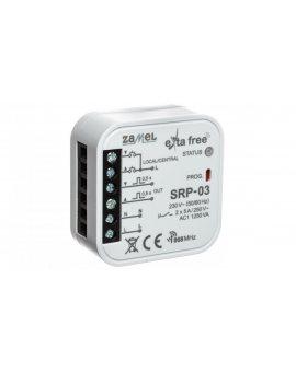 Sterownik rolet dopuszkowy centralny SRP-03 EXF10000081