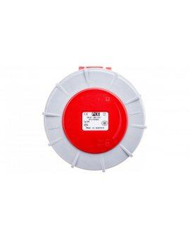 Gniazdo przenośne 63A 4P 400V czerwone IP67 POWER TWIST 234-6