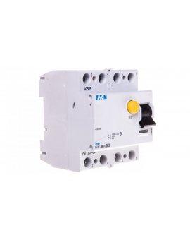 Wyłącznik różnicowoprądowy 4P 80A 0, 03A typ AC PFIM-80/4/003 235418