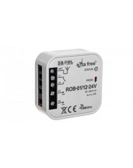 Radiowy odbiornik bramowy ROB-01/12-24V EXF10000039