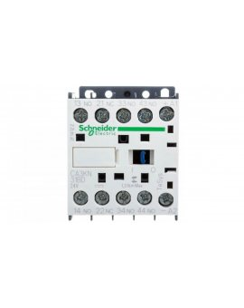 Stycznik pomocniczy 10A 3Z 1R 24V DC CA3KN31BD