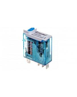 Przekaźnik miniaturowy 1P 24V DC 16A AgNi F46-61-9-024-0040 46.61.9.024.0040