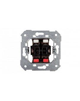 Simon 82 Przycisk podwójny mechanizm 75396-39