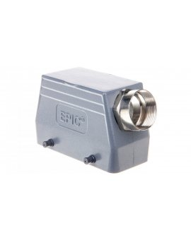 Obudowa wtyczki kątowa PG21 IP65 EPIC H-B 16 TS 21 10082000
