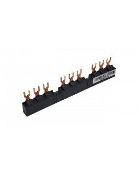 Szyna łączeniowa 3P 63A widełkowa GV2G354