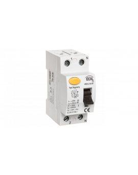 Wyłącznik różnicowoprądowy 2P 25A 0, 03A typ AC KRD6-2/25/30 23180