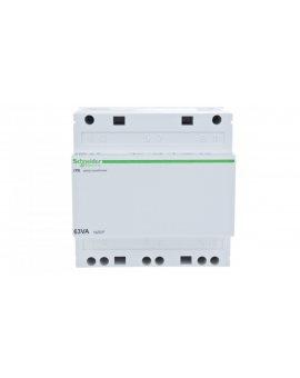 Transformator bezpieczeństwa 230/12/24V 63VA iTR A9A15222