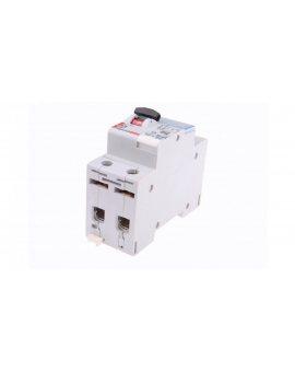 Wyłącznik różnicowo-nadprądowy 2P 16A B 0, 03A typ AC P312 DX3 410921