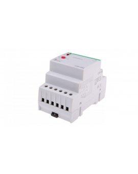 Przekaźnik zaniku i asymetrii faz z kontrolą styków stycznika 10A 1P 4sek 40-80V CZF-332
