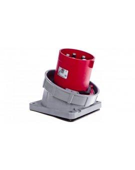 Wtyczka tablicowa skośna 125A 5P 400V czerwona IP67 POWER TWIST 745-6