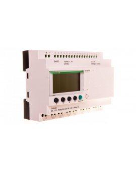 Przekaźnik programowalny 24V DC 6we 10wy Zelio Logic SR3B261BD