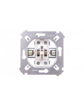 Simon 54 Przycisk żaluzjowy do sterowania z wielu miejsc mechanizm 10A 250V SZP1WM