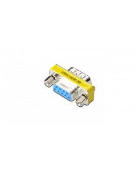 Adapter DSUB9/DSUB9 M/Ż AK-610502-000-I