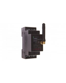 Radiowy sterownik rolet modułowy podwójny 230V SRM-22 EXL10000023