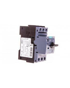 Wyłącznik silnikowy 3P 1, 5kW 2, 8-4A S00 3RV2011-1EA10