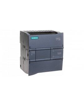 Moduł podstawowy PLC CPU 1212C 8WE 6WY+2WE analogowe 24V DC 75kB SIMATIC S7-1200 6ES7212-1AE40-0XB0
