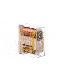 Przekaźnik bezpieczeństwa 2P 8A 24V DC styk AgNi+Au 50.12.9.024.50000