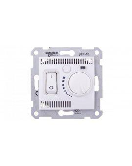 Sedna Regulator temperatury podłogowy biały SDN6000321