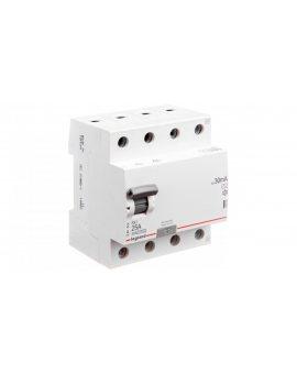 Wyłącznik różnicowoprądowy 4P 25A 0, 03A typ AC P304 RX3 402062