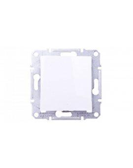 Sedna Łącznik dwubiegunowy IP44 biały SDN0200321