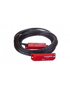 Wyłącznik magnetyczny bezpieczeństwa 1Z 2R 24V DC przewód 5m XCSDMP7005
