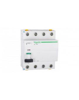 Wyłącznik różnicowoprądowy 4P 40A 0, 03A typ AC iID A9Z11440