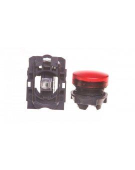 Lampka sygnalizacyjna 22mm czerwona 24V AC/DC XB5AVB4
