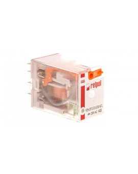 Przekaźnik przemysłowy 2P 230V AC AgNi R2N-2012-23-5230-WTL