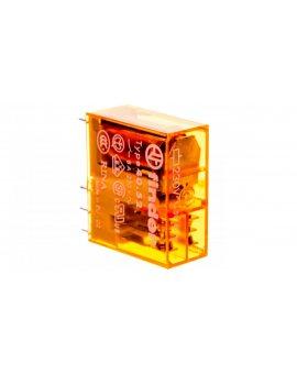 Przekaźnik miniaturowy 2P 8A 230V AC AgNi 40.52.8.230.0000