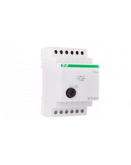 Ściemniacz przycisk szary 1000W 4, 5A 230V AC SCO-813