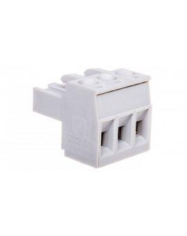 Wtyk śrubowy do płytek drukowanych 3P jasnoszary MSTBT 2, 5/ 3-ST KMGY 1971947 /50szt./