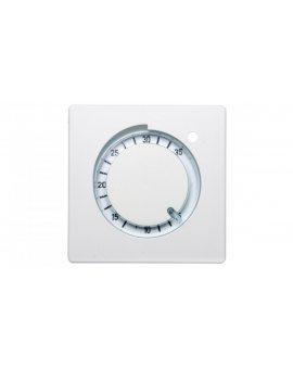 Simon 82 Pokrywa termostatu biała 82505-30