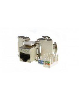 Moduł keystone GMPnet 1xRJ45 cat. 6, ekranowany, beznarzędziowy, CU.MK.00033