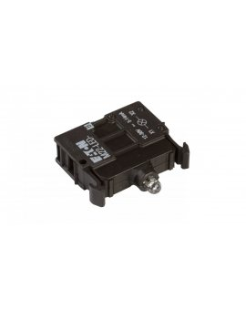 Oprawka z LED niebieska 12-30V AC/DC M22-LED-B 218057