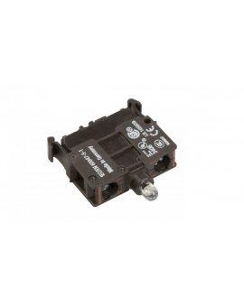 Oprawka z LED czerwona 230V AC M22-LEDC230-R 216567