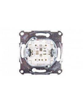 Merten Przycisk żaluzjowy jednobiegunowy 10A 250V IP20 MTN3755-0000