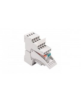 Przekaźnik interfejsowy 2P 12A 24V DC AgNi PIR2-024DC-00LD 854795